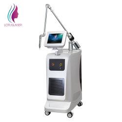 Bestes vertikales Q-Schalter Nd YAG Laser-Tätowierung-Abbau-Maschinen-Pigmentation-Behandlung-Instrument