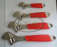 Gummigriff-justierbarer Schlüssel mit kleinen hängenden Karten-Herstellern u. Lieferanten