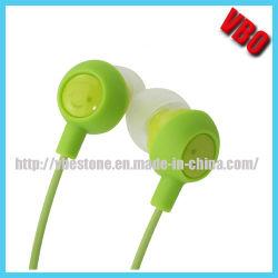 Casque écouteur visage mignon sourire pour MP3 (10P2411)