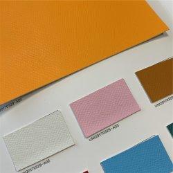 Palla da calcio sintetica PU materiale da cucire pelle Vegan Faux pelle Per la borsa del sedile dell'auto