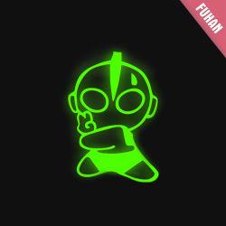 Мультфильм животных световой покрытие T кофта Custom передача тепла печати пленка