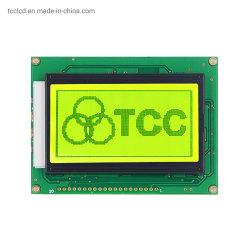 Оптовая торговля 128X64 ЖК-дисплей Aip31107 контроля точек белый/Yellow-Green/Голубой Stn 12864 графический ЖК-дисплей панели модуля
