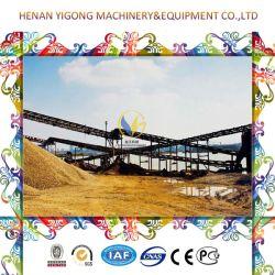 الصين تتصدر خط إنتاج الرمال من الحصى رقم 1