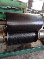 Correia transportadora de borracha em nylon Canvas Chevron resistente ao calor