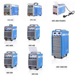 ماكينة لحام العاكس المحمول IGBT Arc/MMA/Zx7 Series 100/120/140/160/180/200/400/500/630/1000A DC