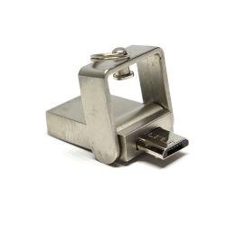 Mini kleiner OTG bedruckbarer Firmenzeichen-Hersteller passte USB-Feder-Laufwerk an