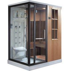 Dru Sauna 증기 Oom 결합 목욕 샤워 목욕탕