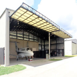 FRAME Steel Structure Space Frame Shed Aircraft Hangar Roof