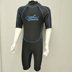 サーフの水泳のための人の2.5mmのネオプレンのばねのスーツのウェットスーツ
