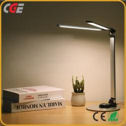 Portátil permanente cabecero regulable cama suelo de metal libro de lectura LED LED lámpara de escritorio