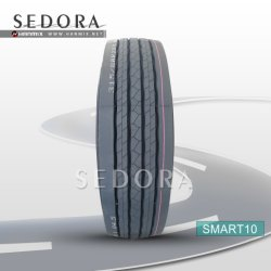 Hanmix Sedoraはすべての鋼鉄放射状の長距離貨物輸送の頑丈なダンプトラックバスタイヤの軽トラックLTR TBR Truck&Busトラックのタイヤ11r22.5 12r22.5 295/80r22.5 315/80r22.5にタイヤをつける