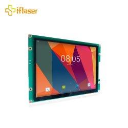 4G alle Baugruppe LCD-Bildschirmanzeige Netcom-1024*768 RS232 RS485 Ai HMI Iot industrielle androide 8 Zoll PLC-Touch Screen HMI