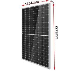 530W 535W 540W 545W 550W constituídos Half-Cell Perc Painel Solar