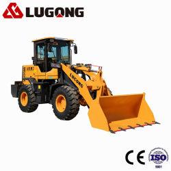 루공 소형 장비 L938 소형/미니/콤팩트 휠 로더 프런트 엔드 휠 ISO 및 CE를 포함한 로더