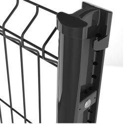 3D 電気 / ホットディップ亜鉛めっきフェンスパネル