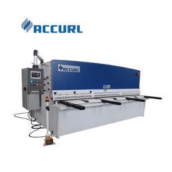 листовой металл деформации машины/цифровой дисплей машины резки металла/гидравлический резак дальнего света поворотного механизма