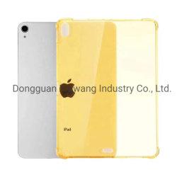 Оптовая торговля противоударная конфеты цветной Ультратонкий мягкая подошва из термопластичного полиуретана прозрачный чехол для iPad Mini 2 3 4 3 PRO 11 2021