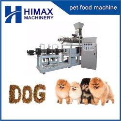 Les aliments pour poissons flottant Mini automatique machine à granulés de repas des usines de transformation des aliments pour animaux sèche pour chien automatique Machine Extrudeuse