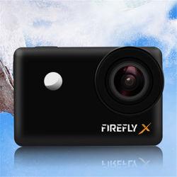 Firefly X/Xs WiFi FPV 4K 액션 카메라 스포츠 카메라 방수 떨림 방지 7X 줌 터치 공중 카메라