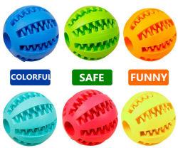 ليّنة مطّاطة محبوب لعبة [تووثبروش] أسنانيّة ينظّف لعب تحاوريّ مطّاطة كلب كرة كلب مضغ [توشو] [توينتركتيف] [تودوغ] مضغ لعبة