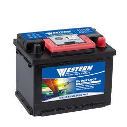 DIN60 MF Wartungsfreie Kfz-Autobatterie SLA für Automobile Auto LKW-Power Best Großhandelspreis 12V/60Ah