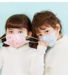 Les P2,5 Cartoon Kids Protection Masque facial bébé coton avec couche de filtre d'enfants font face à la bouche de masques respiratoires masque facial de valeur