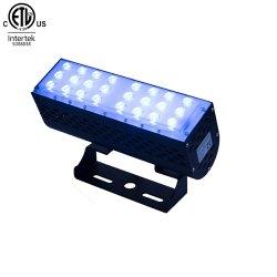 Multi Farbe, die drahtloses SteuerDimmable im Freien 50W RGB RGBW LED Flut-Licht ändert