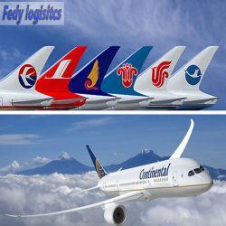 Professional aire DDP Envios/agente transitario de Guangzhou y Shenzhen /Hong Kong a la India/Nueva Delhi, Bombay, Chennai.