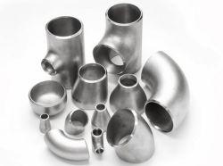 Raccordo per tubi in acciaio inox BS4825 1.4306 tappo riduttore a T a gomito