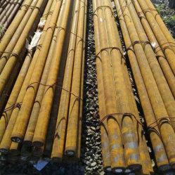 Ss400 Grade D 1045 1050 1055 65mn 1566 S355JR S355JO S355J2 S355NL S420NL DC01 1.0117 GO 55# S55c 1055 laminés à chaud la tige en acier au carbone à barre plate de barres rondes en acier