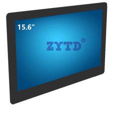 """Pantalla LCD de 15,6""""Pcap con tacto, la resolución de 1920x1080 Entrada VGA y HDMI."""