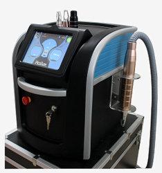 Le plus récent de l'interrupteur Pico Portable picoseconde Q ND Yad Pigment Laser dépose Tattoo dépose la machine