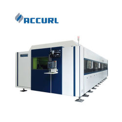 Accurl Master Line 시리즈 10000W CNC 섬유 레이저 절단 기계