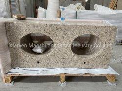 G682 Закат Золотой камень кухонные столешницы/ на крышах в левом противосолнечном козырьке
