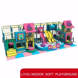 Enfants Professionnels/Kids Game Play jouets Parc de loisirs de l'équipement de terrain de jeux intérieure