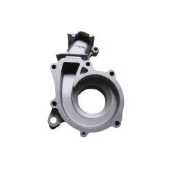 Aluminio CNC de repuesto de válvula de remolque de la bomba de freno mecanizado mecánico activado girando forjó la molienda de la perforación de molienda de corte mecanizado torneado accesorios industriales