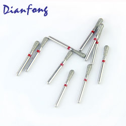 EX-21f(808LF) 고속 FG ISO 314 다이아몬드 치과 의사 푸르