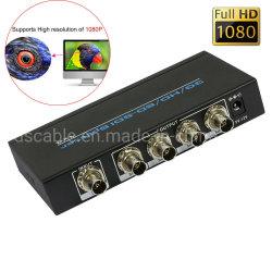 4 port BNC SDI/répartiteur 1 entrée 4 sortie 3G-SDI HD-SDI HD 1080p