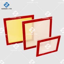 122의 백색 메시 (6 팩 스크린)를 가진 프레임을 인쇄하는 20 x 24 인치에 의하여 전 기지개되는 알루미늄 실크 스크린