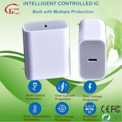 محول طاقة USB-C طراز شاحن OEM بقوة 18 واط سريع لـ Apple لـ iPhone 11 PRO Max XS لـ iPad Air