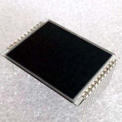 شاشة عرض LCD أحادية اللون VA مخصصة من 7 قطاعات مزودة بإعدادات المصنع مع أفضل عرض السعر