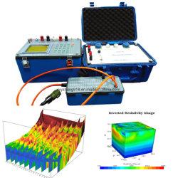 Tomografia a resistività elettrica, imaging a resistività Eri, strumento di misurazione geografica, misuratore di resistività, apparecchiature geofisiche, Rilevamento delle acque sotterranee