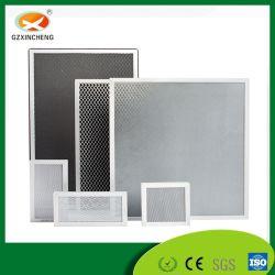Nano 티타늄 이산화물 Photocatalytic 공기 소독을%s 알루미늄 벌집 스크린 필터