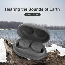 Tws Bluethtooth Sabbat 무선 헤드폰 HiFi 입체 음향 Earbuds 소형 휴대용 헤드폰 Vooplay Qcc 이어폰