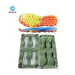 EVA TPR Außensohle Formen Strukturierte Injektion Sport Schuh Sole Mold