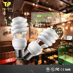 나선/U CCFL 판지에 있는 에너지 절약 전구