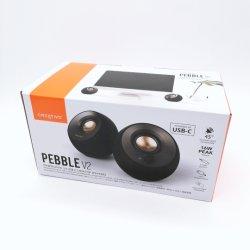 Производство Wholesales поле из гофрированного картона для аудио комплект освещения матовая