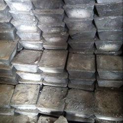 Les lingots d'antimoine 99.65 %, 99,85 %, 99,90% Sb2O3