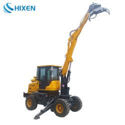 Venda por grosso Super miniescavadora máquinas de escavação