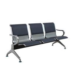 3 Seater Steel Chair Airport Hospital Office Home Hotel Public Meubilair Guest Vistor receptie kamer wachtstoel